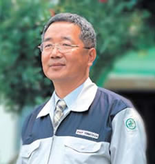 Mr. Kwang-il Joo, President of Tanktech